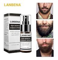 Spray LANBENA Crecimiento De Barba Y Cabello Comprobado