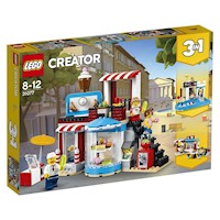 Lego Creator 31077 La Pasteleria de la Esquina 396 piezas