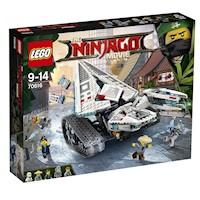 Lego NinjaGo 70616 El Tanque de Hielo 914 piezas