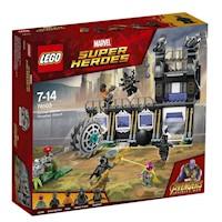 Lego Super Heroes 76103 Avengers 4 La Pelicula 416 PIEZAS