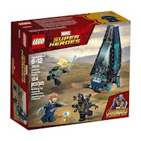 Lego Super Heroes 76101 Avengers Movie 1 124 PIEZAS