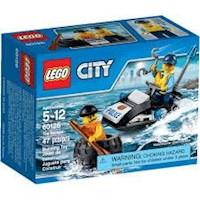 Lego City Huida En La Llanta 60126