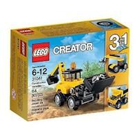 Lego Creator Vehiculo De Construccion 31041