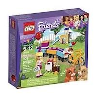 Lego Friends Tren De Fiesta 41111