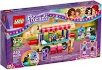 Lego Friends Parque Diversion Con Estacion De Perros 41129