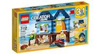 Lego Creator Vacaciones De Playa 31063