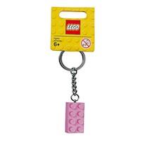 Lego Llavero Ladrillo Rosado 852273