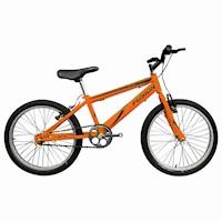 Bicicleta Todoterreno Rin 20 X 2 Sin Cambios - Naranja Cyber