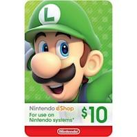 Nintendo Eshop Card $10 USA- Eshop 10 USD [Digital]