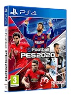 Pes 2020 eFootball Euro Playstation 4