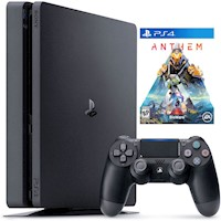 Consola Ps4 Slim 1 Tb Con Juego Anthem