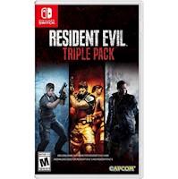 Resident Evil Triple Pack (4,5,6) Nintendo Switch