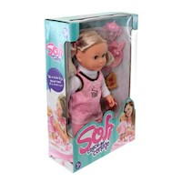 Muñeca Sofi Crece Contigo Boing Toys Original