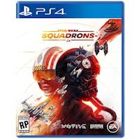 PREVENTA Star Wars Squadrons Playstation 4
