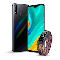 Huawei Y8S 64GB - Negro + Band 4E Coral
