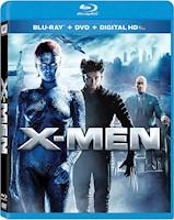 Blu-Ray X-Men