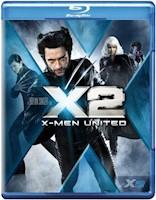 Blu-Ray X-Men 2 - X Men United