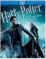 Blu-Ray Harry Potter And The Half-Blood Prince