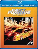 Blu-Ray Fast & Furious / Rápidos Y Furiosos 3