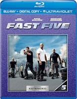 Blu-Ray Fast & Furious / Rápidos Y Furiosos 5