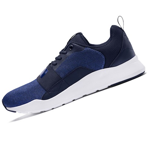 2877d1a22 Boutique Boys - Zapatilla Puma Wired Knit Azul | Juntoz.com
