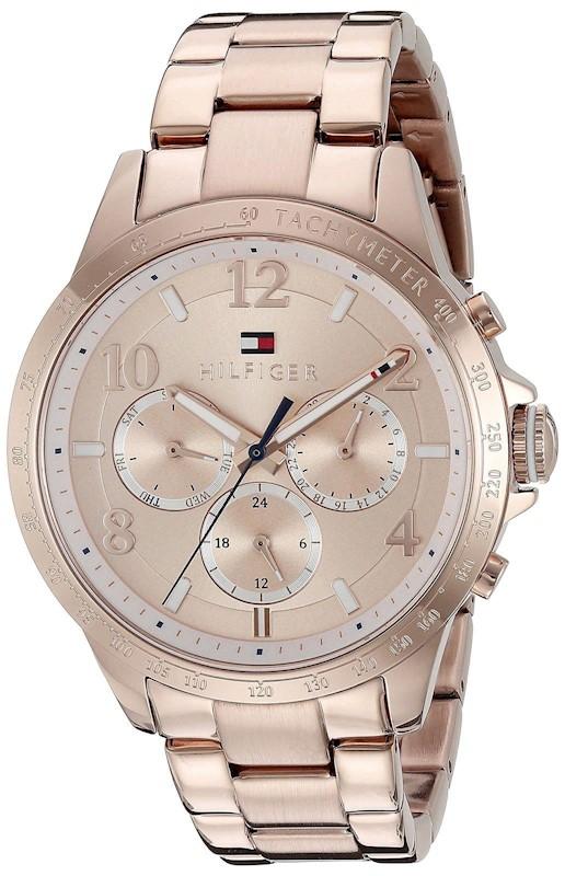 4cca51388a8f Reloj TOMMY HILFIGER 1781642 color Dorado para Mujer