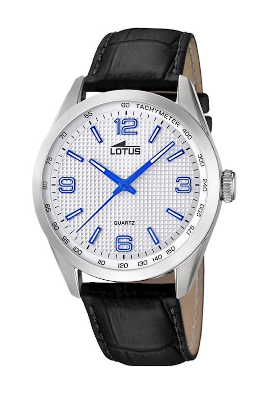 e1d9a52a74a8 Reloj 18149 3 Negro Lotus Hombre Minimalist