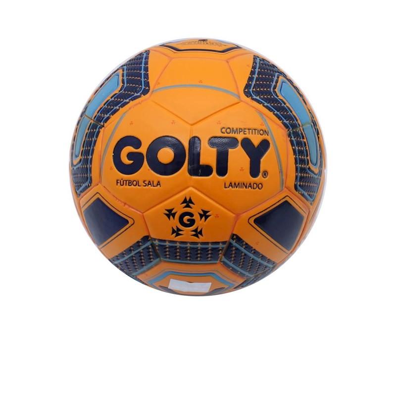 Balon De Fútbol Sala Compe T668554N - Naranja  dfbeb1aa7d955