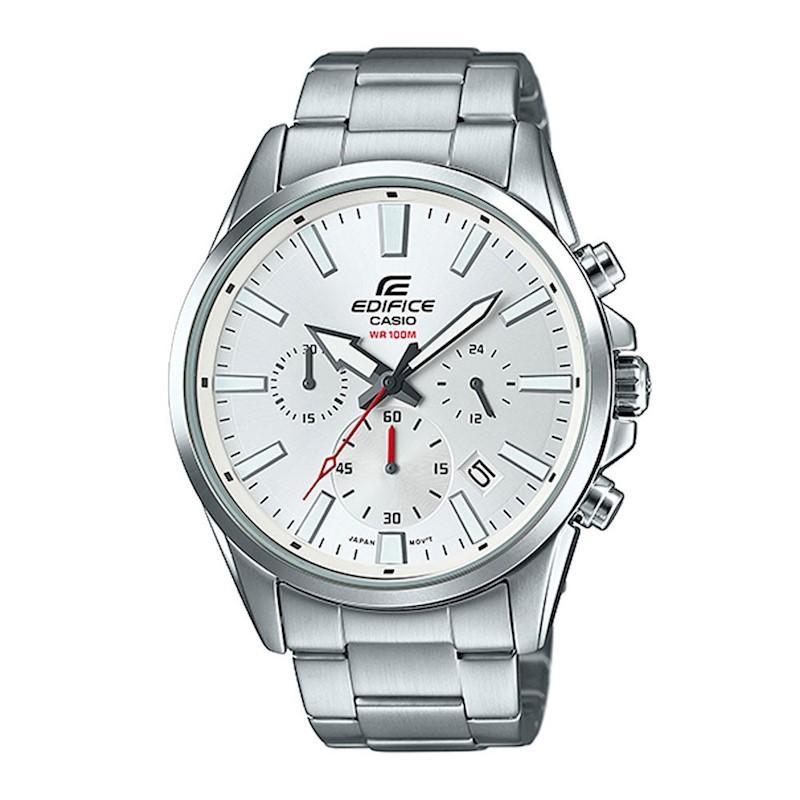 407dbf7545f5 Reloj CASIO Edifice Plata EFV-510D-7AV para Hombre
