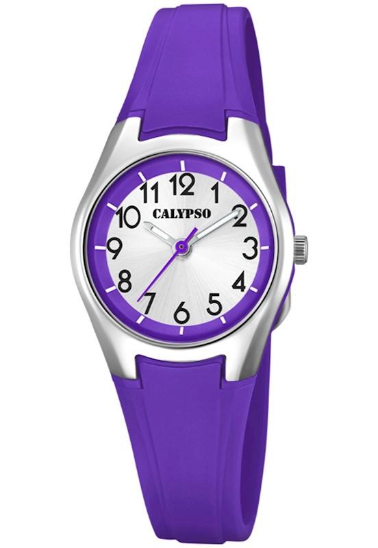 249f118c9bcd Reloj K5750 3 Morado Calypso Mujer Sweet Time