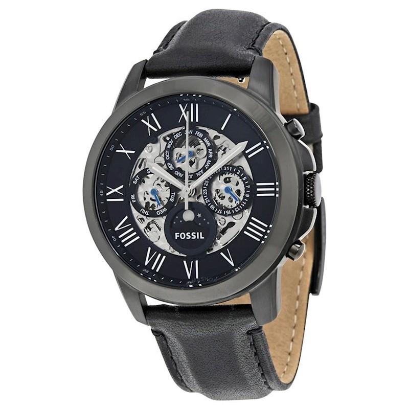 a40b9f83a407 Reloj FOSSIL Grant Complete ME3028 para Hombre color Negro