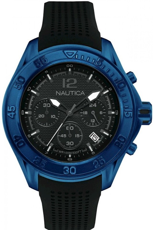 6fa868478046 Reloj NAUTICA NAD25504G color Azul para Hombre
