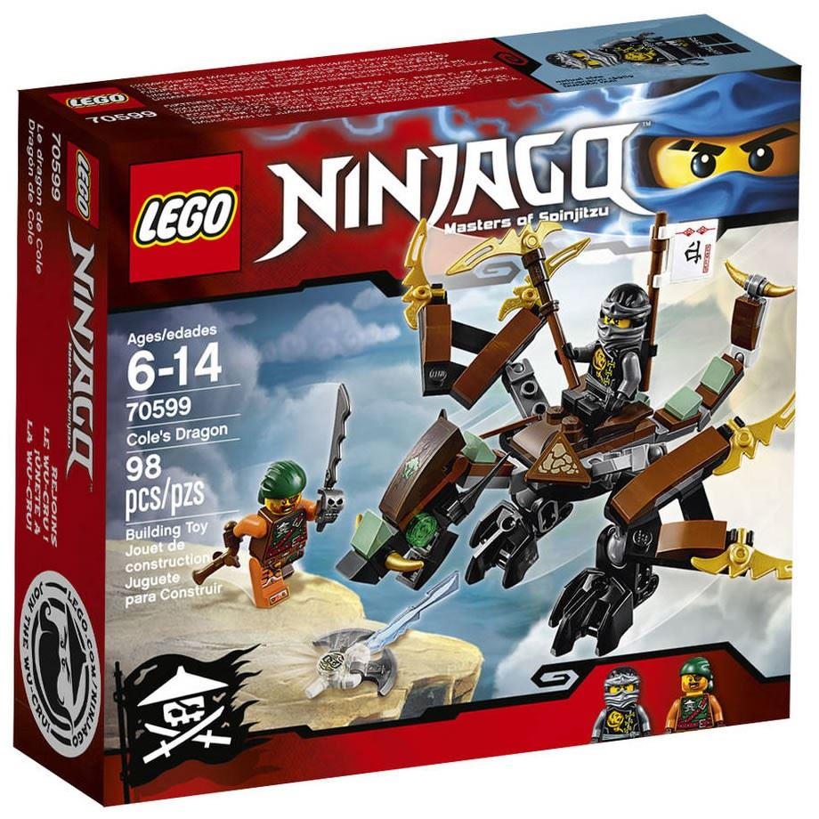 De Lego Ninjago Dragon 70599 Cole kZuXOiP