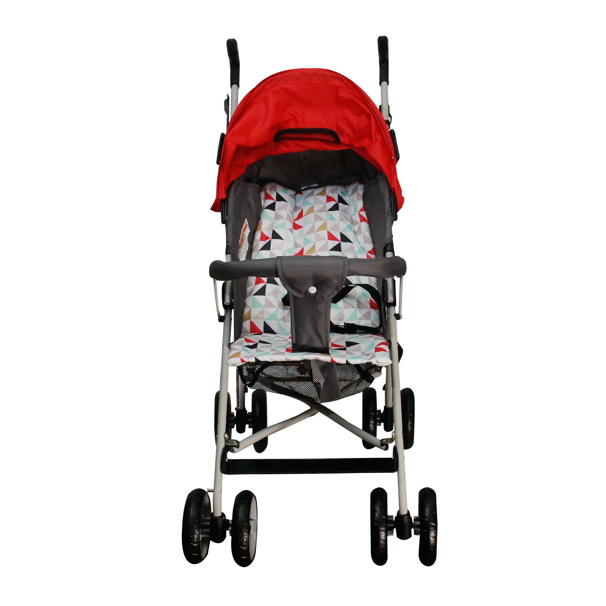 36f6a7ca4 H108 COCHE BASTON SPIN TRIANGLES RED | Juntoz.com