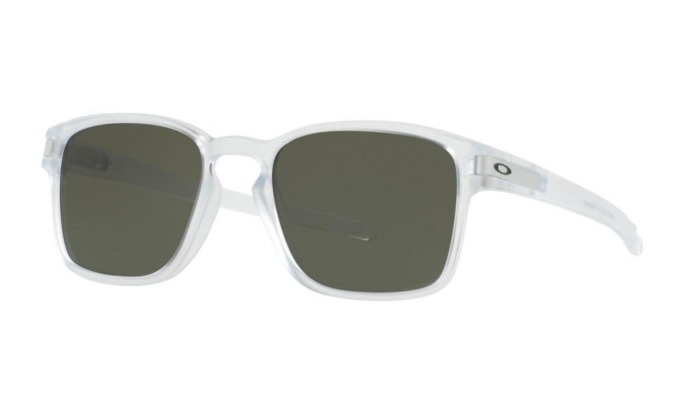Oakley - Lente Latch SQ - Luna HDO® - Gris Oscuro/Marco: Mate claro ...