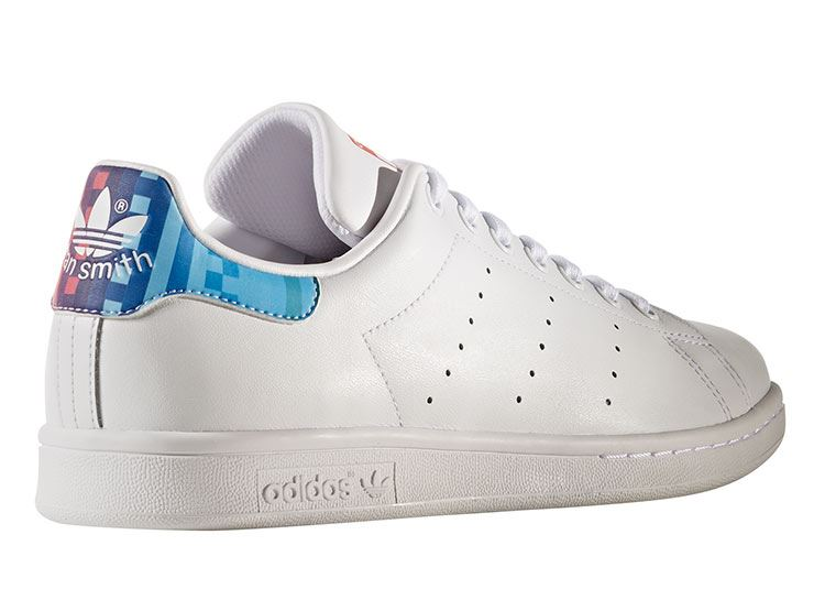 on sale a0370 1aef0 ADIDAS ZAPATILLAS URBANAS STAN SMITH PRIDE   Juntoz.com