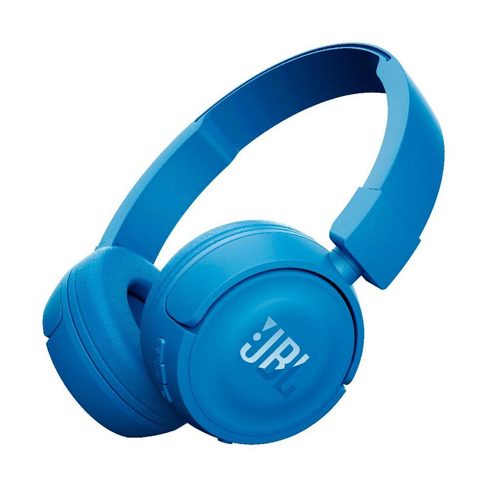Audifonos On Ear JBL T450BT Azul Bluetooth