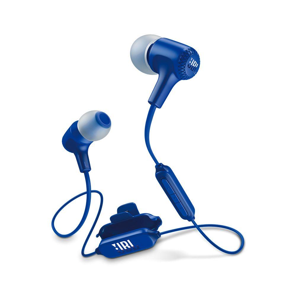 Audifonos JBL E25BT In-ear Azul Bluetooth