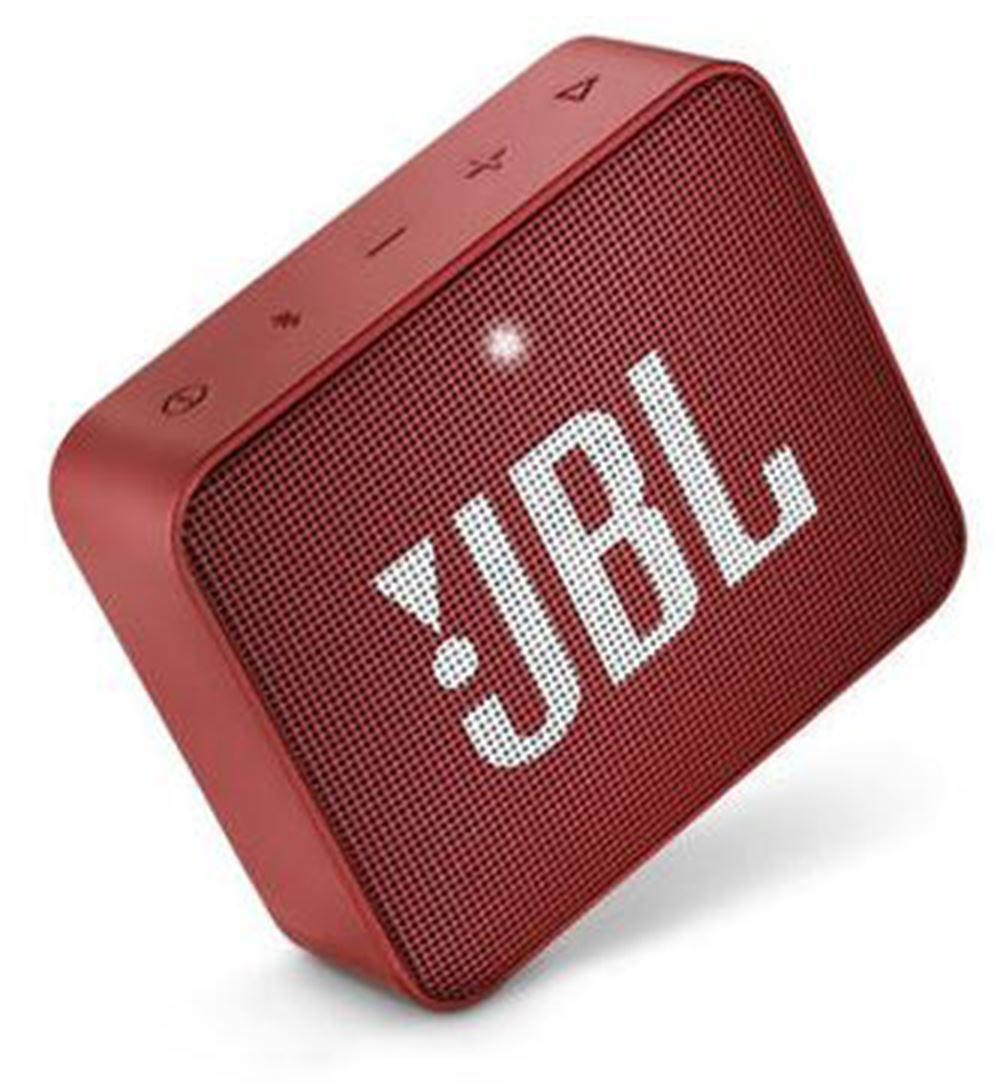 Parlante JBL Go2 Rojo Bluetooth