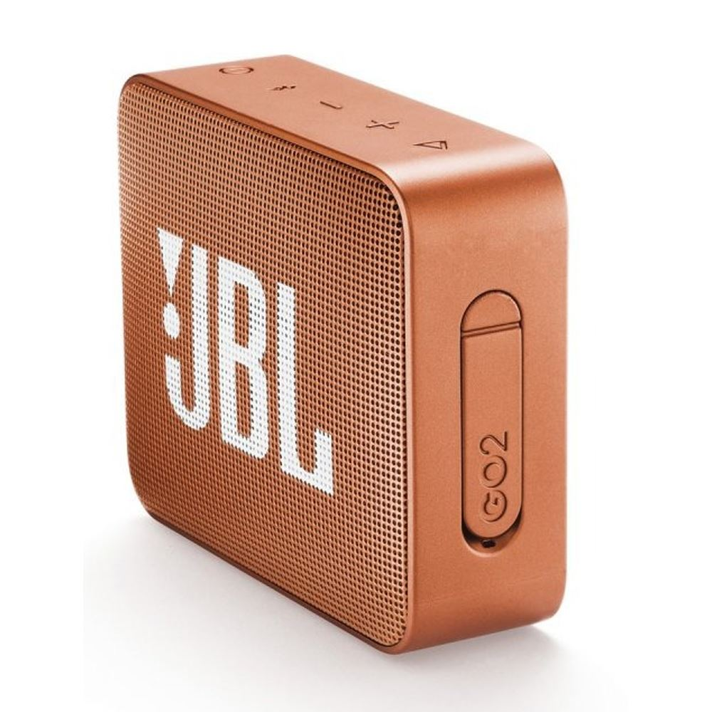 Parlante Bluetooth JBL Go2 Naranja