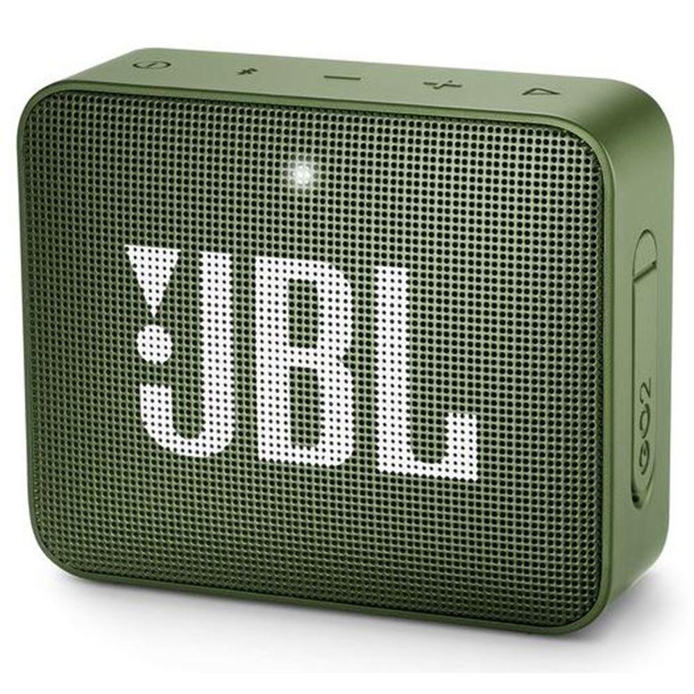 Parlante Bluetooh JBL Go2 Verde