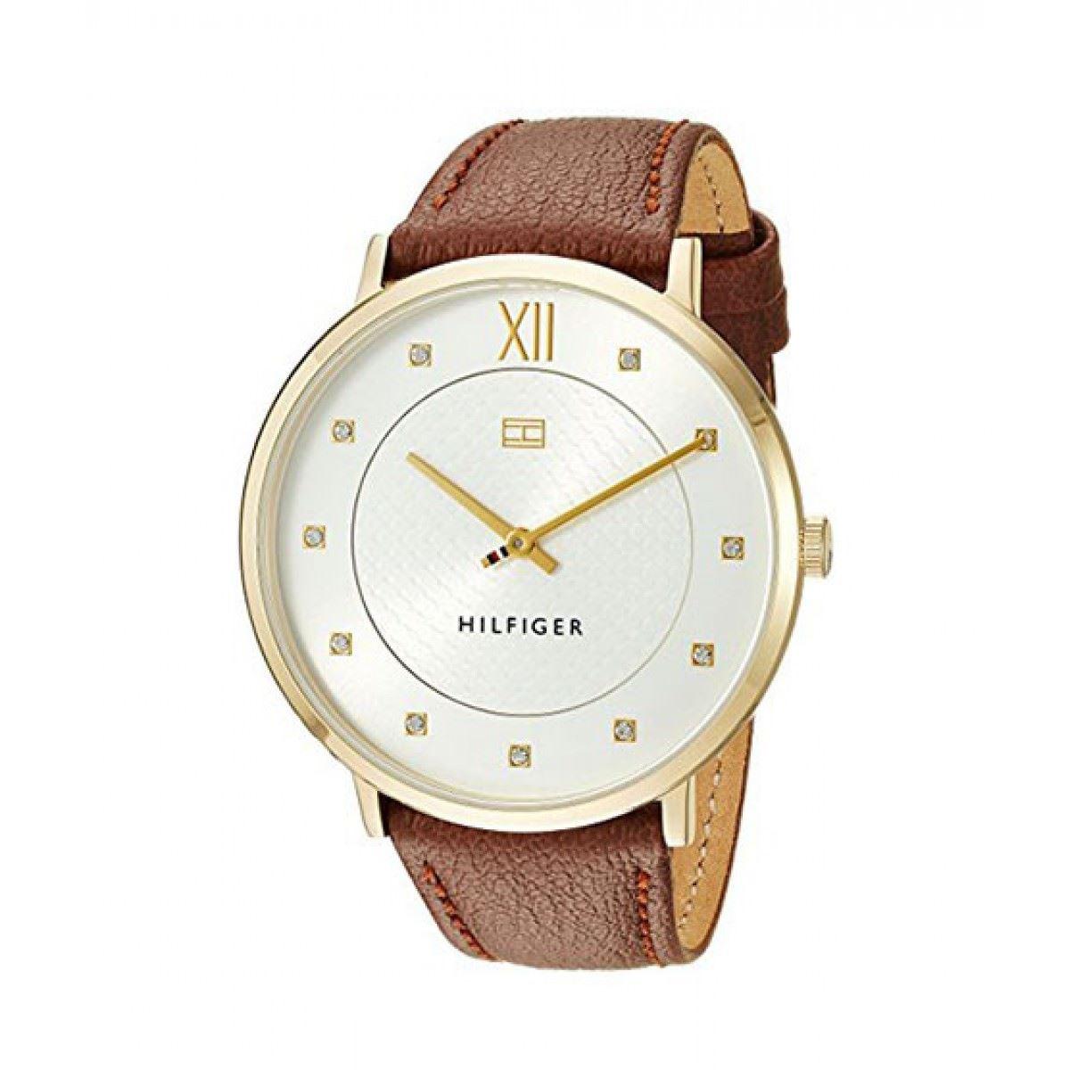 Reloj TOMMY HILFIGER 1781915 color Dorado para Mujer | juntoz.com.co
