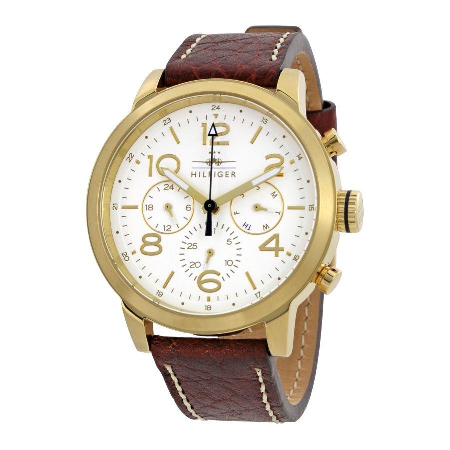 Reloj tommy hilfiger para hombre blanco