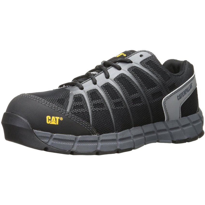 c0b1a604 Caterpillar - Zapatos Hombre Flex P90684 Punta Composite Acero Negro |  Juntoz.com