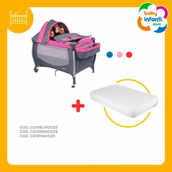 cc6e9270e COMBO CORRAL LUNA PINK+ COLCHON | Juntoz.com