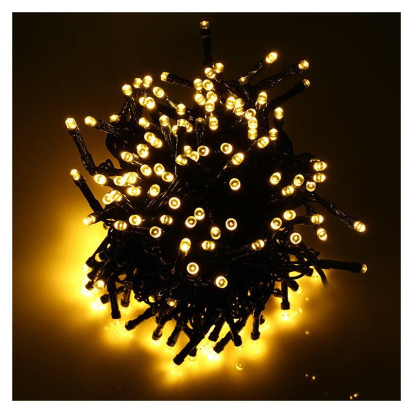 a3046324a74 LUCES LED NAVIDAD PARA ARBOL COLOR BLANCO CALIDO