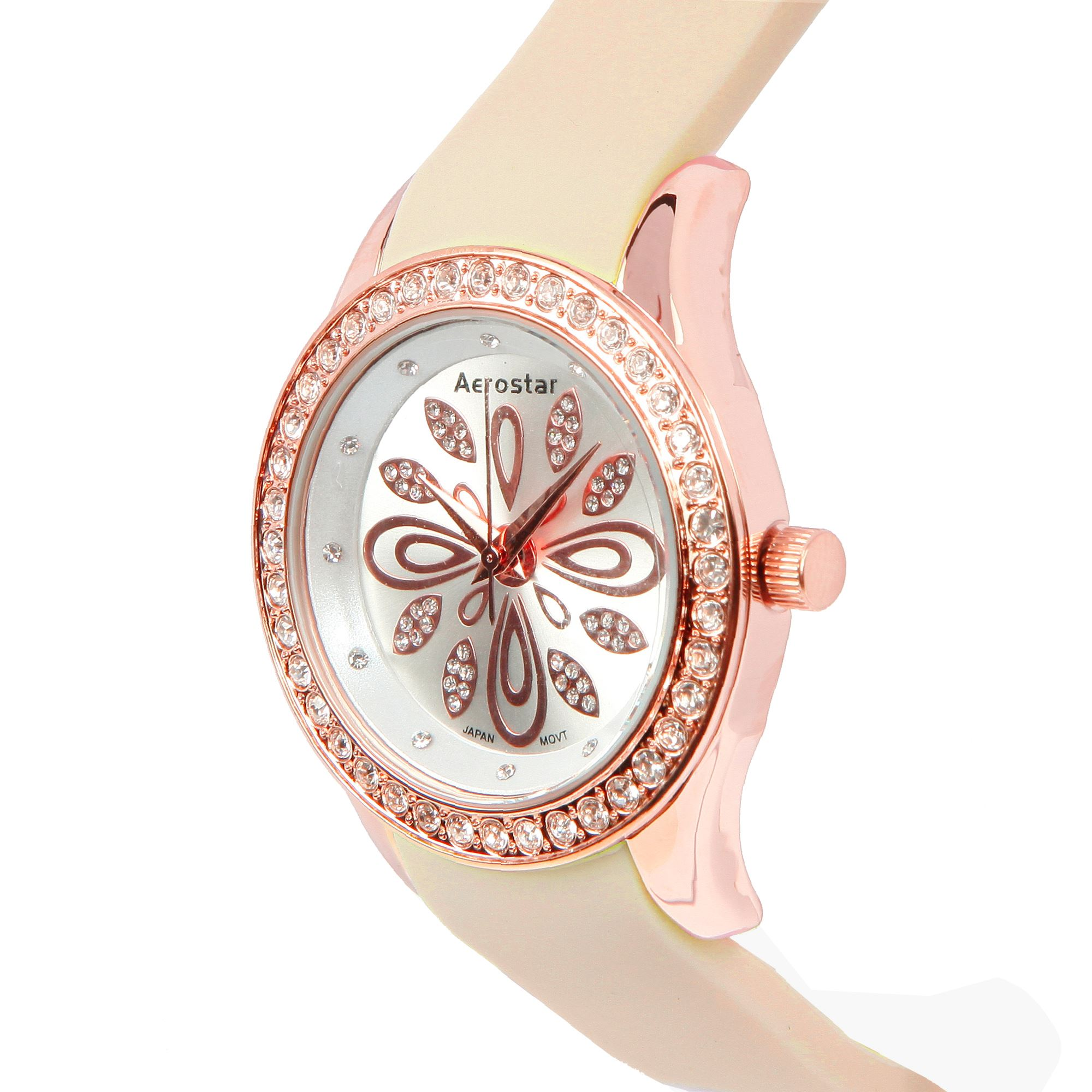 Reloj Dama 6333001 Oro rosa y beige  d17e279f37cc