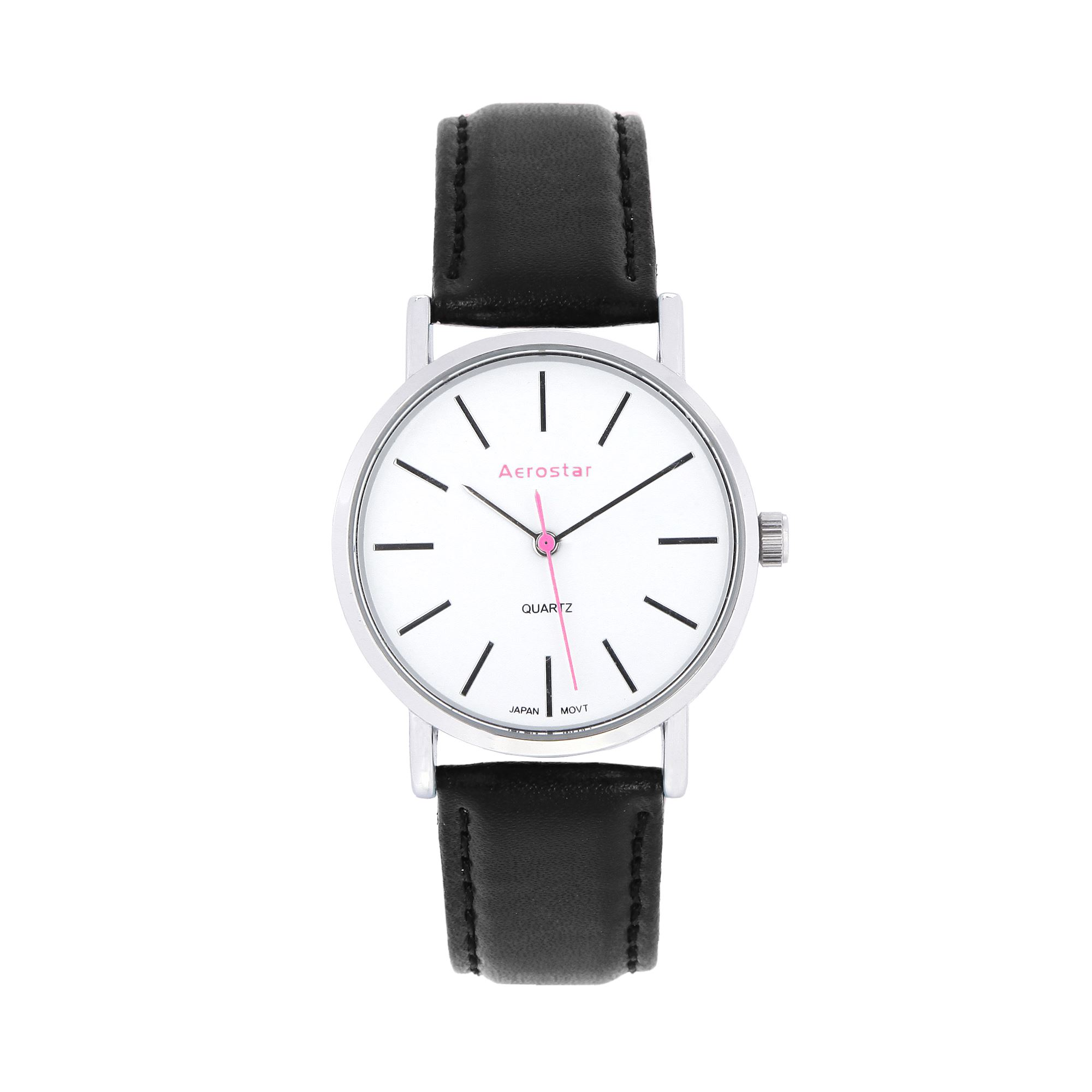 Aerostar - Reloj Dama 6611001 negro  286f22d8145f