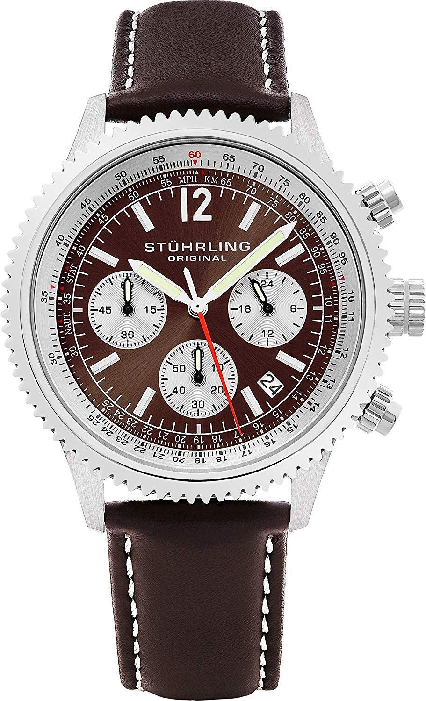 18ebe9df79d9 Reloj Stuhrling Original 669.03 Monaco para Hombre
