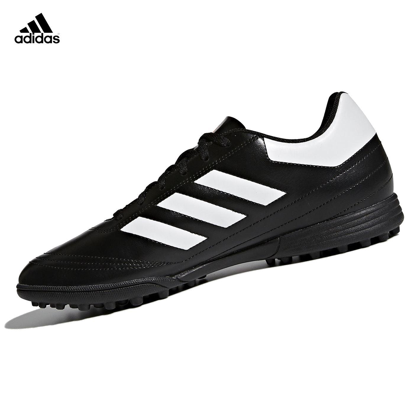 cheap for discount 1304d 2d417 Adidas - Zapatilla Goletto VI TF Negro y Blanco  Juntoz.com